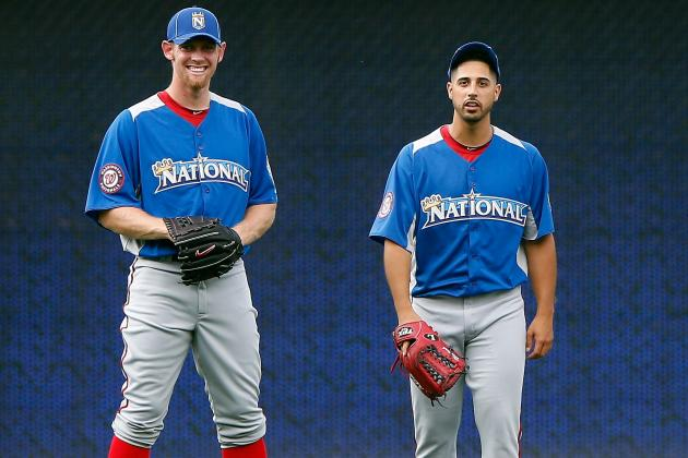 Washington Nationals Trio Produces Highs and Lows at 2012 MLB All-Star Game