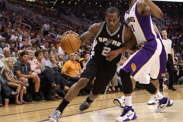 How Kawhi Leonard Can Fix the San Antonio Spurs' Biggest Weakness