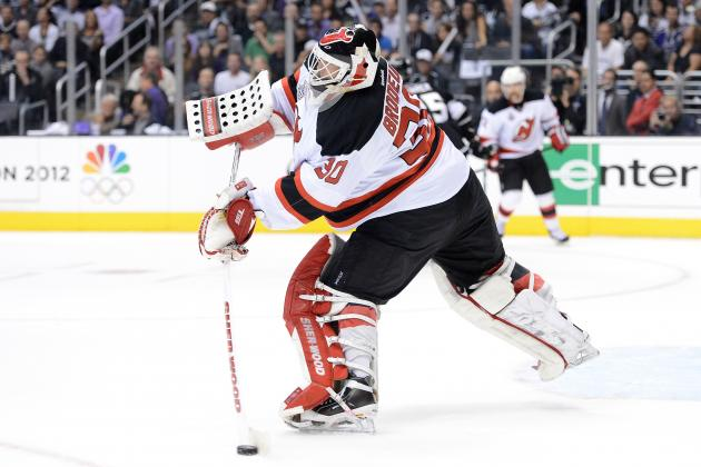 New Jersey Devils: Why Martin Brodeur's Return Next Season Only Helps the Devils