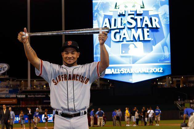 2012 MLB All-Star Game: San Francisco Giants Players Stuff the Box Score