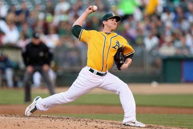 Oakland Athletics: Why Jarrod Parker Has Transitioned so Easily to MLB