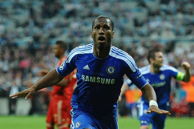 Didier Drogba's Champions League Final Goal Has Shaped Chelsea's Destiny