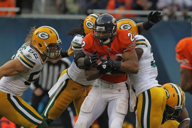Fantasy Football Draft Day Decision: Is Matt Forte a Potential First-Round Pick?