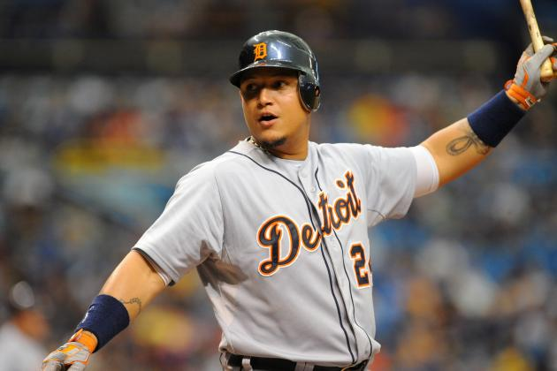 Fantasy Baseball Top 25 First Baseman: Youngsters Emerging as Go-to Options