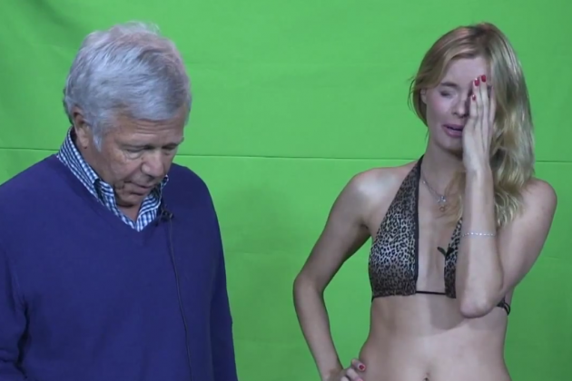 Bob Kraft & Ricki Noel, His Girlfriend, Were Part of a Bizarre Audition