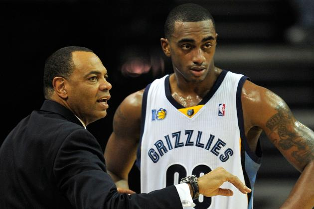 NBA Free Agency 2012: Keeping Darrell Arthur Hurts Grizzlies' Shot at Shooter