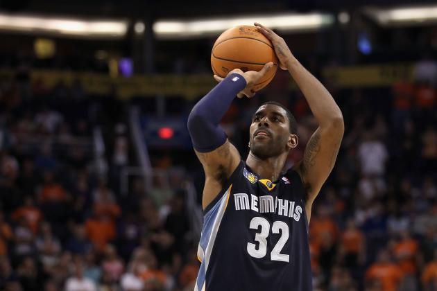 NBA Rumors: Phoenix Suns Need to Land O.J. Mayo