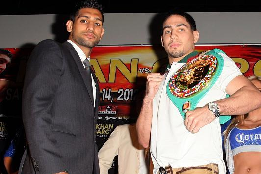 Amir Khan vs. Danny Garcia: Fight Time, Date, Live Stream, TV Info and More