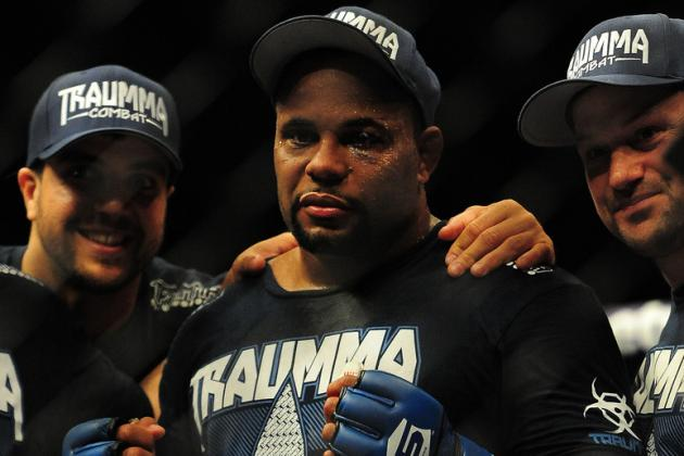 Jon Jones vs. Daniel Cormier? Yeah, That's My New Dream Fight