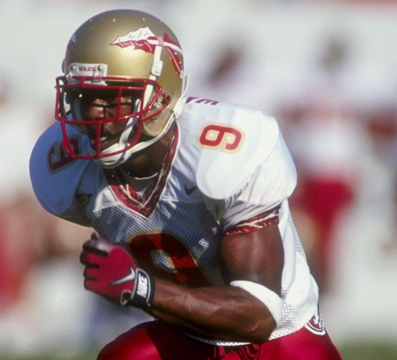 1998 Playoff Prestige Best of NFL Die-Cut #7 Jerome Bettis ...  |1998 Nfl Playoffs