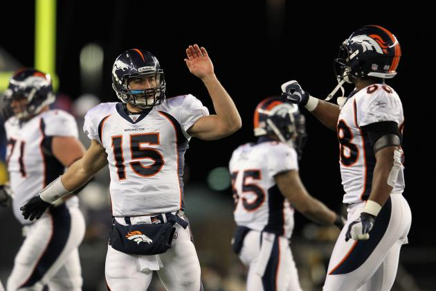 Demaryius Thomas on Tim Tebow: 'I Wish He Would Have Stayed'