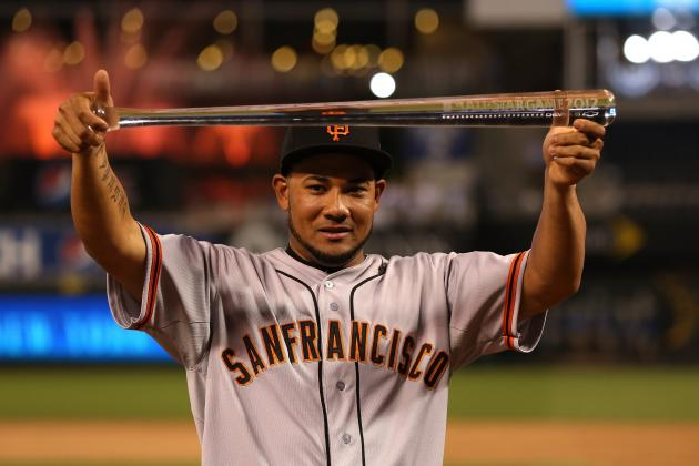 2012 MLB All-Star Game: Melky Cabrera Homers His Way to an MVP