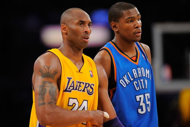 Kobe Bryant Weighs in on Kevin Durant Playing with LeBron James After NBA Finals
