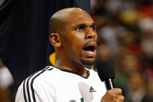 Jerry Stackhouse and Brooklyn Nets Reportedly Agree to 1-Year Deal