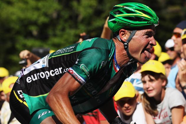2012 Tour de France Stage 10: Thomas Voeckler Wins, No Change Amongst Leaders