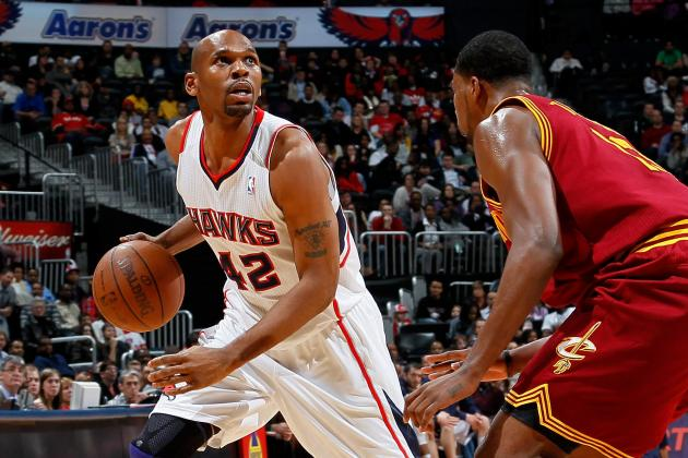 Nets Sign Jerry Stackhouse at Minimal Cost, but What's the Point?