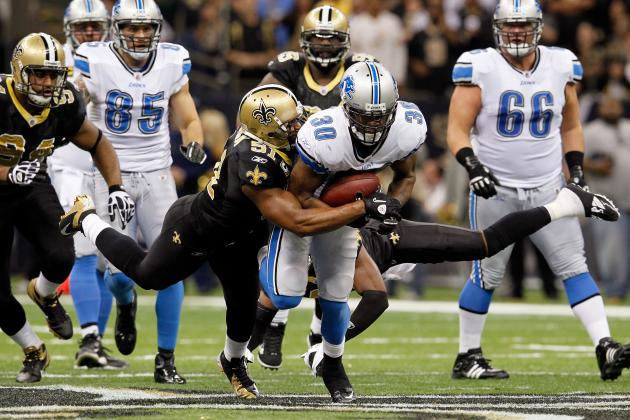 NFC South Morning Jog: Has Jonathan Vilma Played His Last Down for New Orleans?