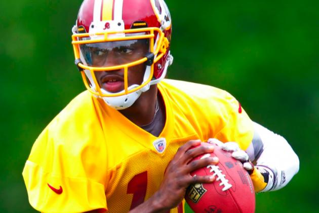 Washington Redskins: Robert Griffin III Is a Frankenstein of NFL Comparisons