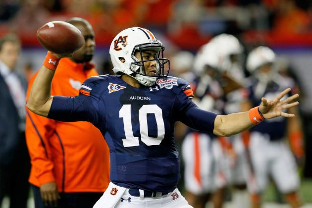 Auburn Football: Kiehl Frazier Emerging as Leader in Tiger QB Race