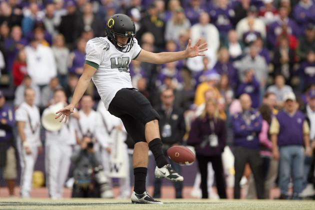 2012 Ray Guy Award: How Will Early Stats Influence the Award?
