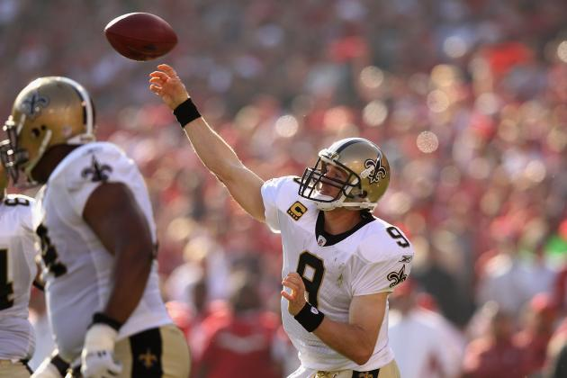 Is Drew Brees' Potential Holdout Good News for Tampa Bay Buccaneers?