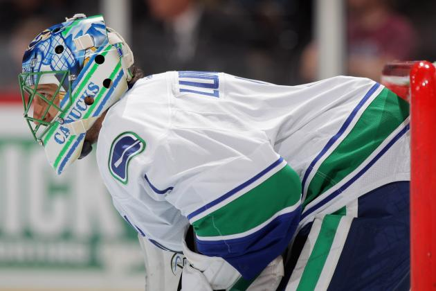 Could the Vancouver Canucks Be Stuck with Roberto Luongo for Next Season?