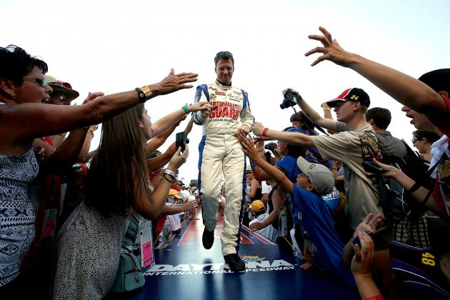 Dale Earnhardt Jr.: Buying or Selling His NASCAR Sprint Cup Chase Chances?