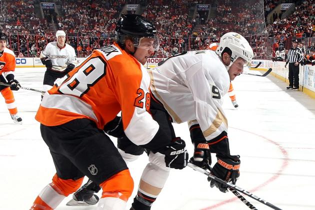 Philadelphia Flyers Should Be on the Lookout for a Goal Scorer for Claude Giroux