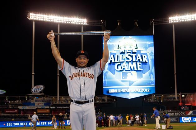 2012 MLB All-Star Game: The High-Water Mark of San Francisco Giants Season