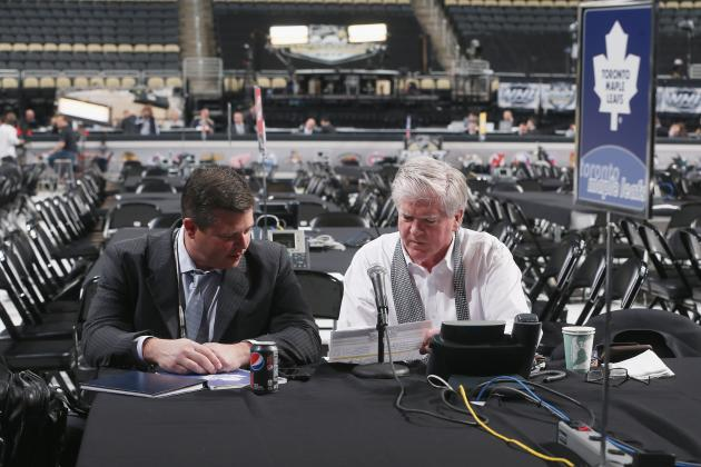 Brian Burke Avoiding Free Agency Is the Best Way to Move Forward