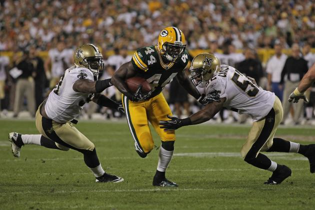 Fantasy Football Sleeper Watch 2012: James Starks, RB, Green Bay Packers