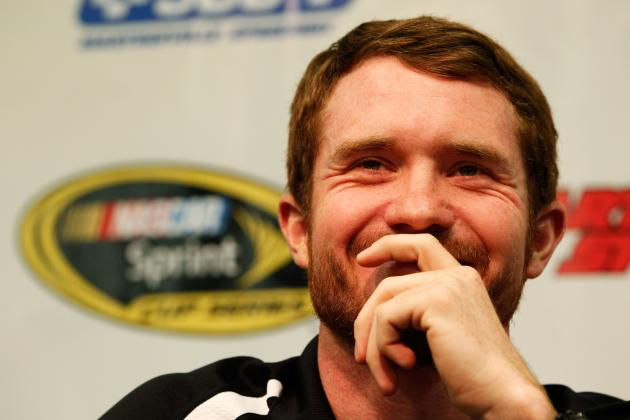 Brian Vickers: Sprint Cup Driver Talks About 2012 Success, Auditioning for 2013