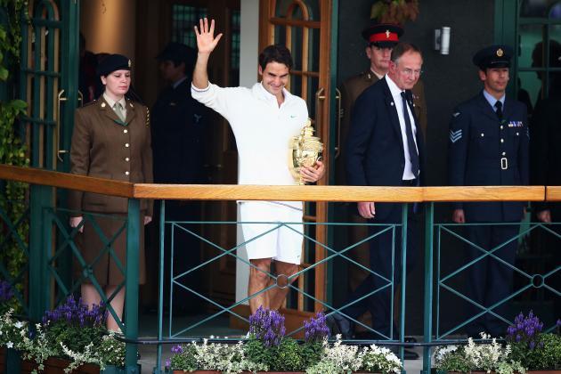 Roger Federer: Why Wimbledon Champ Will Taste Olympic Gold