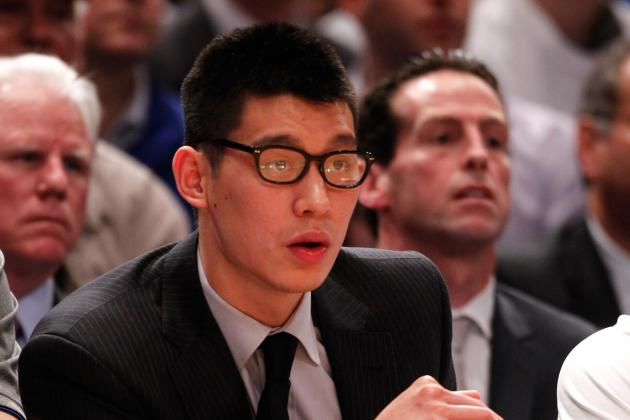 Jeremy Lin Tweets 'LOL' in Response to 'New York Daily News' Report