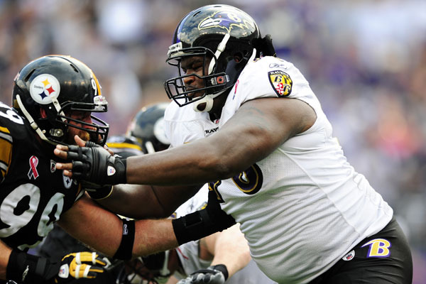 Could the Baltimore Ravens Part Ways with LT Bryant McKinnie?