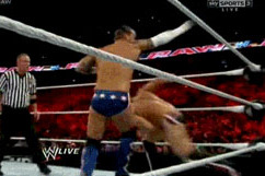 WWE: CM Punk Re-Enacts Chael Sonnen's Botched Spinning Backfist