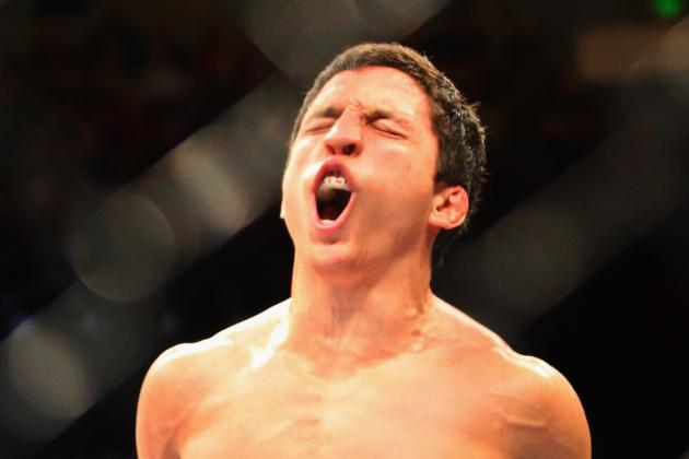 UFC Flyweight Joseph Benavidez: Everything You Need to Know About Rising Star