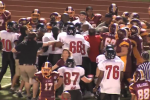 And Now, Two Women's Football Teams Beat the Crap Out of Each Other