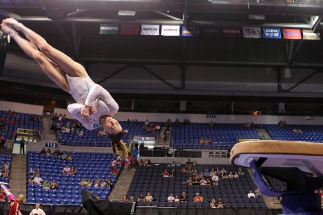 Olympic Gymnastics 2012: Having McKayla Maroney on US Team Is Big Gamble
