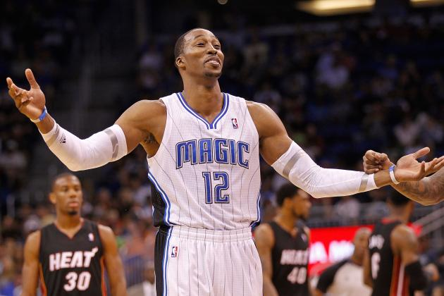 Lakers Trade Rumors: Acquiring Dwight Howard Without an Extension Would Be Nuts