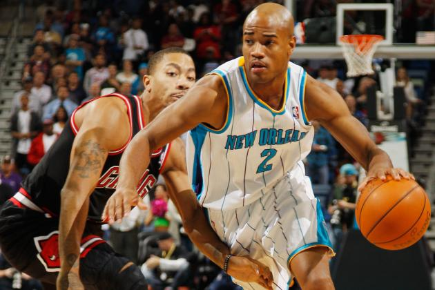 New Orleans Hornets Trade Jarrett Jack to Golden State Warriors in 3-Team Deal