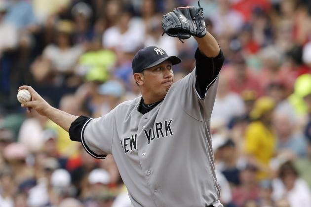 MLB Trade Deadline 2012: Why the New York Yankees Should Deal Freddy Garcia