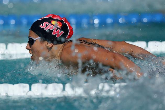 Olympic Swimming 2012: Australia's James Magnussen & Stephanie Rice Set to Star