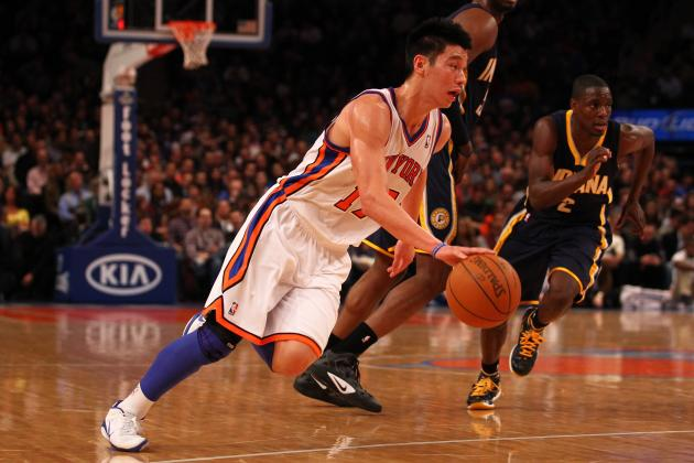 Knicks Rumors: Jeremy Lin Foolish to Be Upset with Team