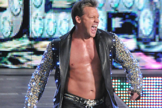 WWE: Why Chris Jericho Deserves to Be at the Top