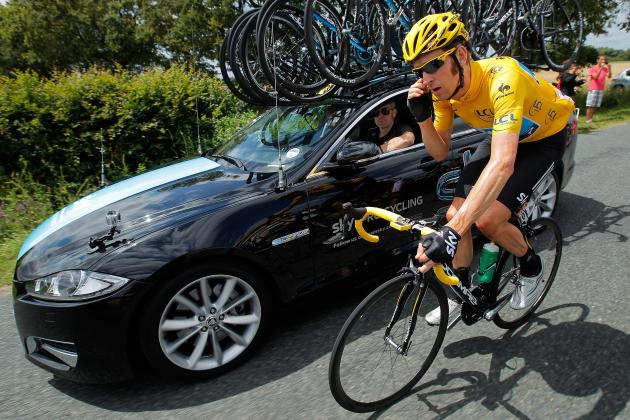 Tour De France 2012: Bradley Wiggins Will Keep Yellow Jersey Thursday