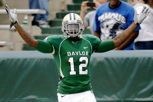 Josh Gordon: Former Baylor WR Will Have Solid Career If He Stays out of Trouble