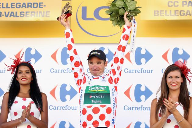Tour de France 2012 Stage 10 Results: Winner, Leaderboard and Highlights