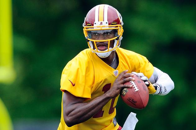 Redskins: What Fans Should Consider a Success from Robert Griffin III This Year