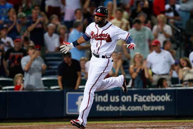 Jason Heyward: Signs He Will Have a Monster Second Half for the Atlanta Braves